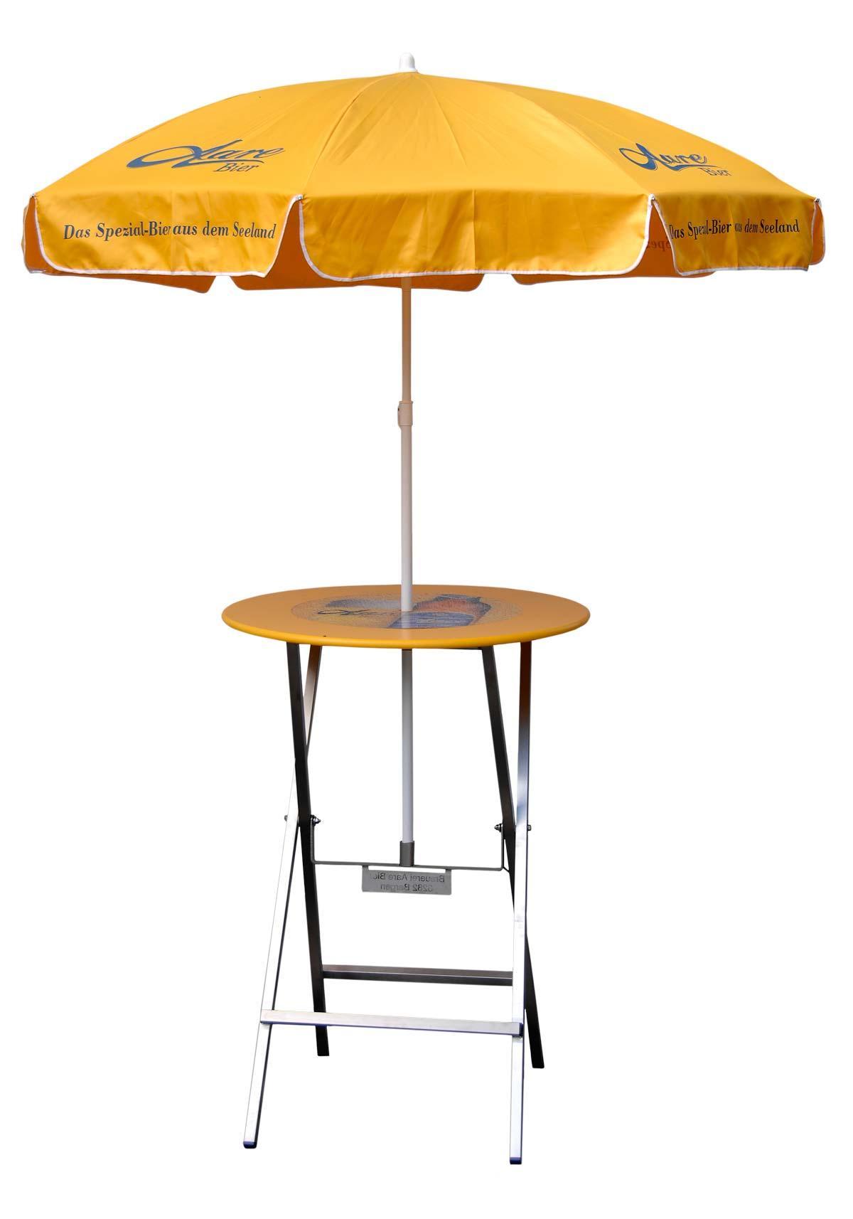 Stehbar-Tisch